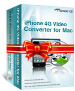 Tipard Tipard iPhone 4 Converter Suite for Mac Coupon