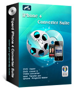 15% – Tipard iPhone 4 Converter Suite