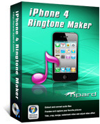 15% – Tipard iPhone 4 Ringtone Maker