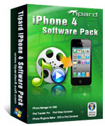 Tipard Tipard iPhone 4 Software Pack Coupon Sale