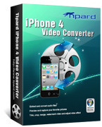 Tipard iPhone 4 Video Converter – 15% Off