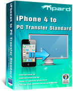 15% Tipard iPhone 4 to PC Transfer Coupons
