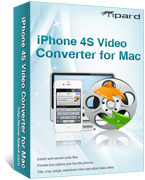 15% – Tipard iPhone 4S Video Converter for Mac