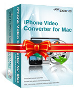 Tipard iPhone Converter Suite for Mac Coupon