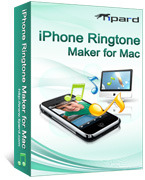 Tipard iPhone Ringtone Maker for Mac – 15% Discount