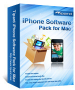 Tipard iPhone Software Pack for Mac Coupon