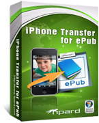 Tipard iPhone Transfer for ePub – Exclusive 15 Off Coupons