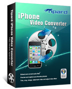 Tipard iPhone Video Converter – Exclusive 15% Coupon