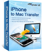 Tipard iPhone to Mac Transfer Coupon