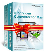 Tipard iPod Converter Suite for Mac Coupons 15% OFF