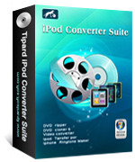 Tipard iPod Converter Suite Coupons