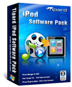 Tipard iPod Software Pack Coupon Code