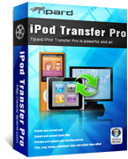 Tipard iPod Transfer Pro Coupons 15% Off