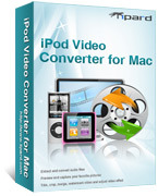 Tipard iPod Video Converter for Mac Coupon