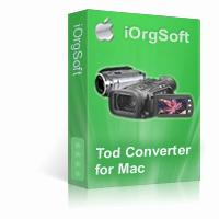 Tod Converter for Mac Coupon Code – 50%