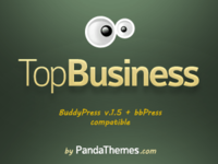 TopBusiness WordPress and BuddyPress theme – Regular Licence – 15% Sale