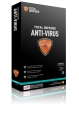 Total Defense Anti-Virus 3PCs UK 3 year Coupon