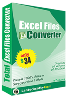 LantechSoft Total Excel Files Converter Coupons