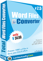 LantechSoft – Total Word Files Converter Coupons