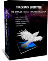 Trackback Submitter Coupons