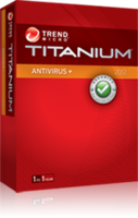 TrendMicro Titanium Antivirus + Coupon