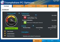 15% OFF – Triumphshare PC Optimizer – 2 PC