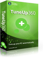 Instant 15% TuneUp360 1 Year License for 1 PC Coupon
