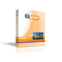 2SpeakLanguages Turkish Complete Coupon