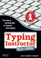 Typing Instructor Platinum – Mac – 15% Discount