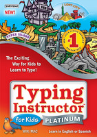 Typing Instructor for Kids Platinum – Windows – Exclusive 15% Off Coupon