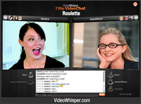 VideoWhisper.com Video Chat Roulette Monthly Rental with Premium1 Hosting Coupon
