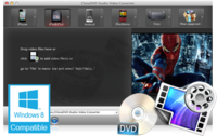 Clonedvd Video Converter for Mac lifetime/1 PC Coupon