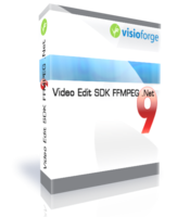 VisioForge – Video Edit SDK FFMPEG .Net Professional – One Developer Sale