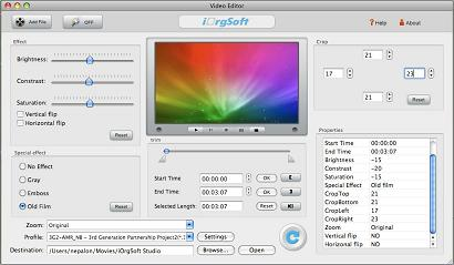 Video Editor for Mac Coupon – 50%