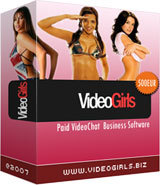 Unique VideoGirls BiZ Turnkey PPV Video Chat Script Monthly Rental Coupon Discount