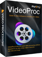 15% VideoProc (1 Year License for 1 PC) Coupon