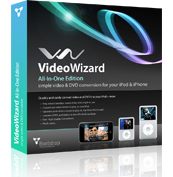 VideoWizard – All-in-One DVD & Video Converter Coupon – 25% Off