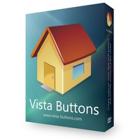 Apycom Vista Buttons Single Business License Coupon Sale