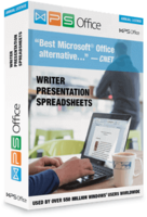 Exclusive WPS Office 2016 Business Edition Annual Coupon Sale