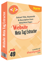 TheSkySoft – Website Meta Tag Extractor Coupons