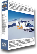 WinMX Turbo Booster Coupon Code – 35%