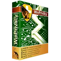 WinPatrol Firewall (formerly WinPrivacy PLUS) Five PC License Annual Renewal – Electronic Delivery Coupon