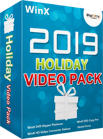 Unique WinX 2019 Holiday Special Pack  Coupon Discount