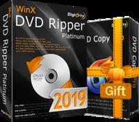 WinX DVD Ripper Platinum  (Lifetime License for 1 PC) Coupon