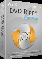15% OFF – WinX DVD Ripper for Mac [Full License]