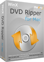 WinX DVD Ripper for Mac Coupon