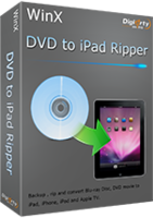 WinX DVD to iPad Ripper – Exclusive 15 Off Coupon