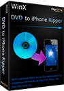 Exclusive WinX DVD to iPhone Ripper Coupons