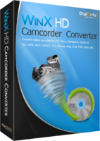 Digiarty Software Inc. WinX HD Camcorder Video Converter Coupon