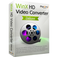 WinX HD Video Converter Deluxe for 1 PC Coupon
